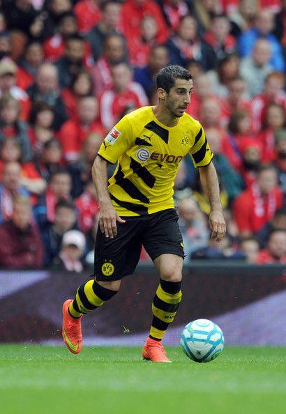 Mkhitaryan Dortmund