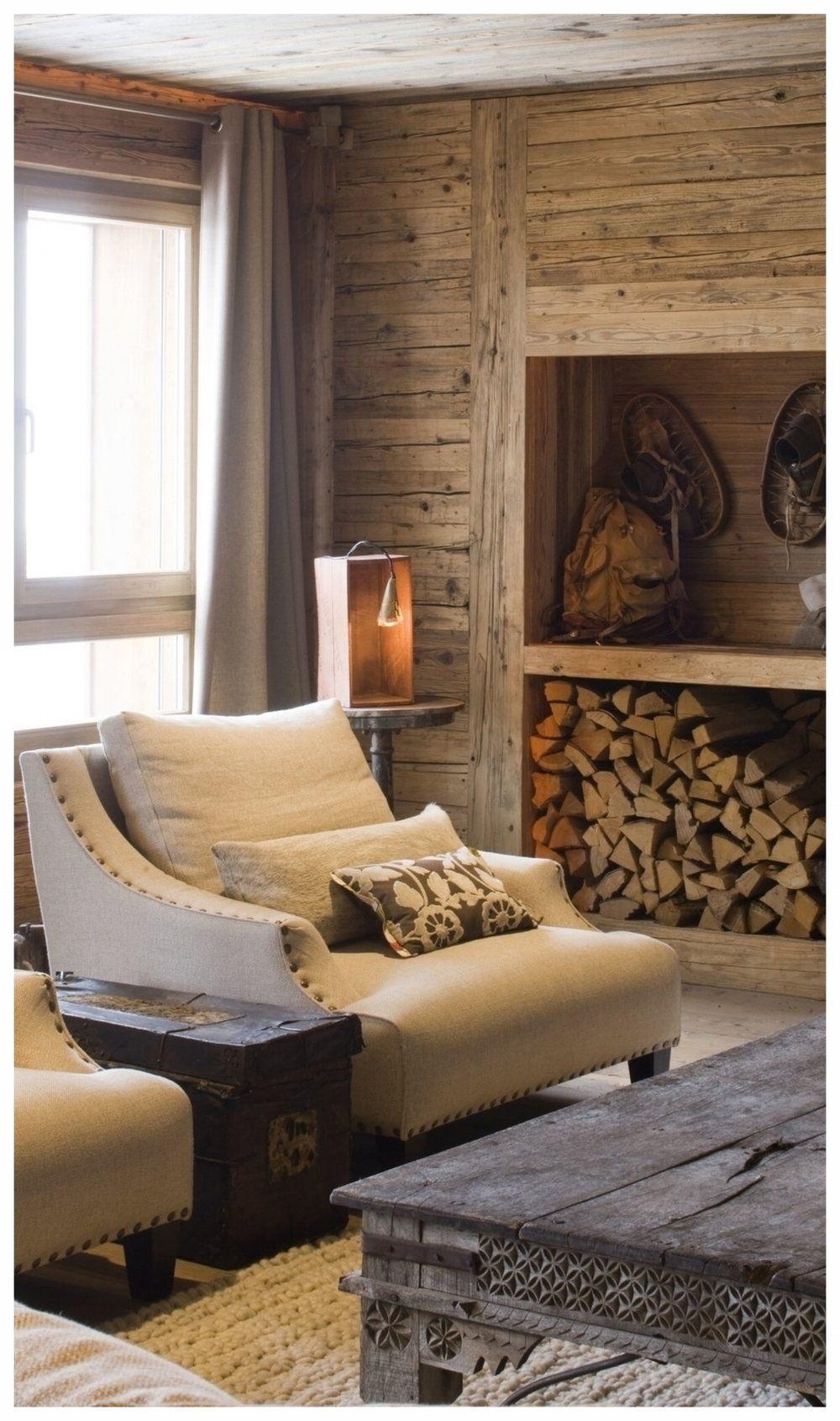 Rustic Log Homes Pinterest Crackpot Baby Rusticfurniture Interior Design Living Room Interior Design Living Room Interior
