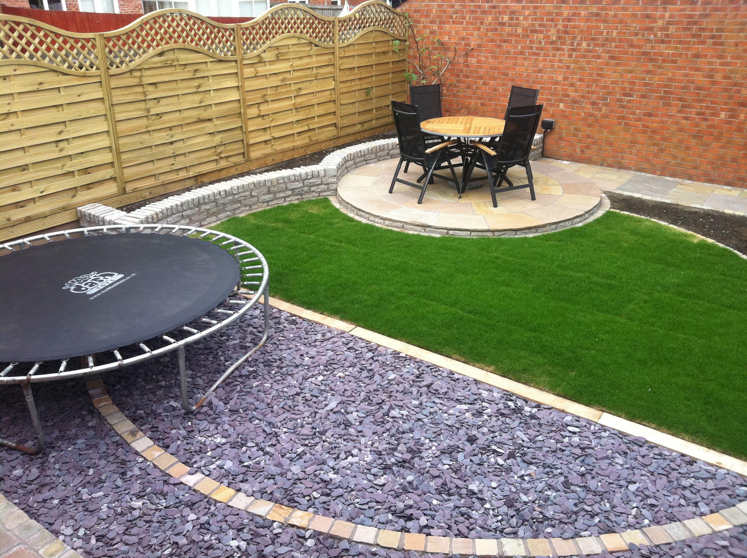 Landscaping Liverpool - Garden Makeover including ...