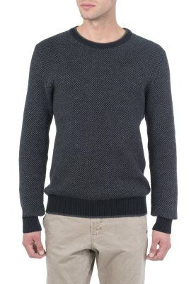 KIOMI - CREW NECK HONEY COME KNIT - Pullover - noir