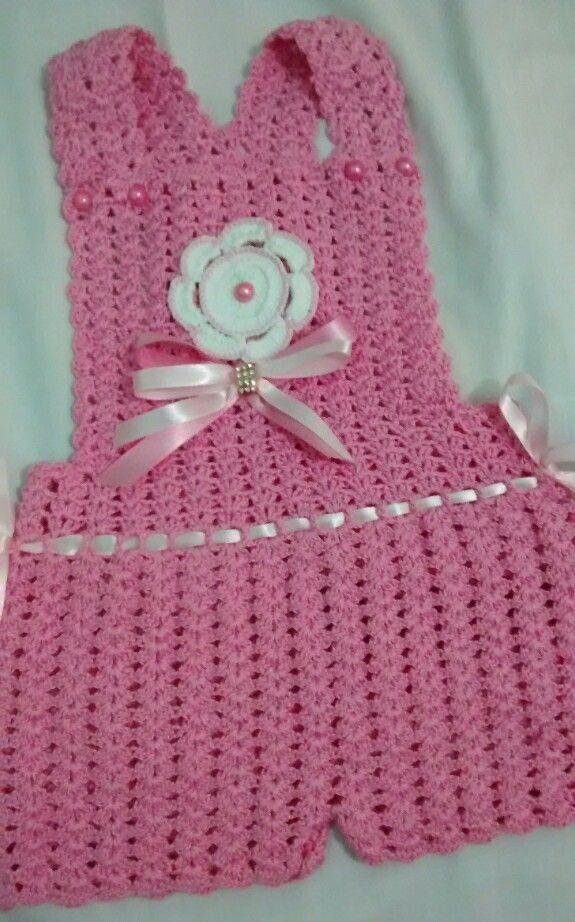 80ac2f0e66b Rio de Janeiro | vestidos de niña a crochet | Roupas de crochê para ...