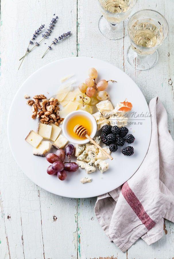 сырная тарелка by Natalia Lisovskaya on 500px