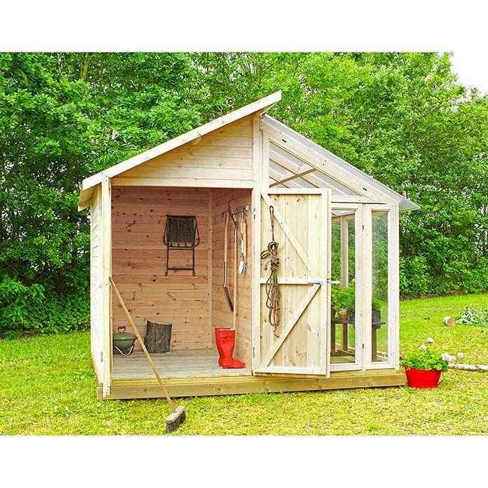 Plus Gerätehaus Anbau haus, Toilette dekoration und
