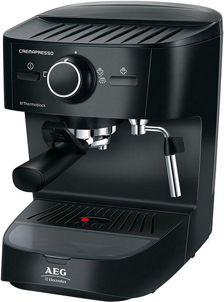 Aeg electrolux ea 250 cremapresso espresso machines - Machine a cafe electrolux ...