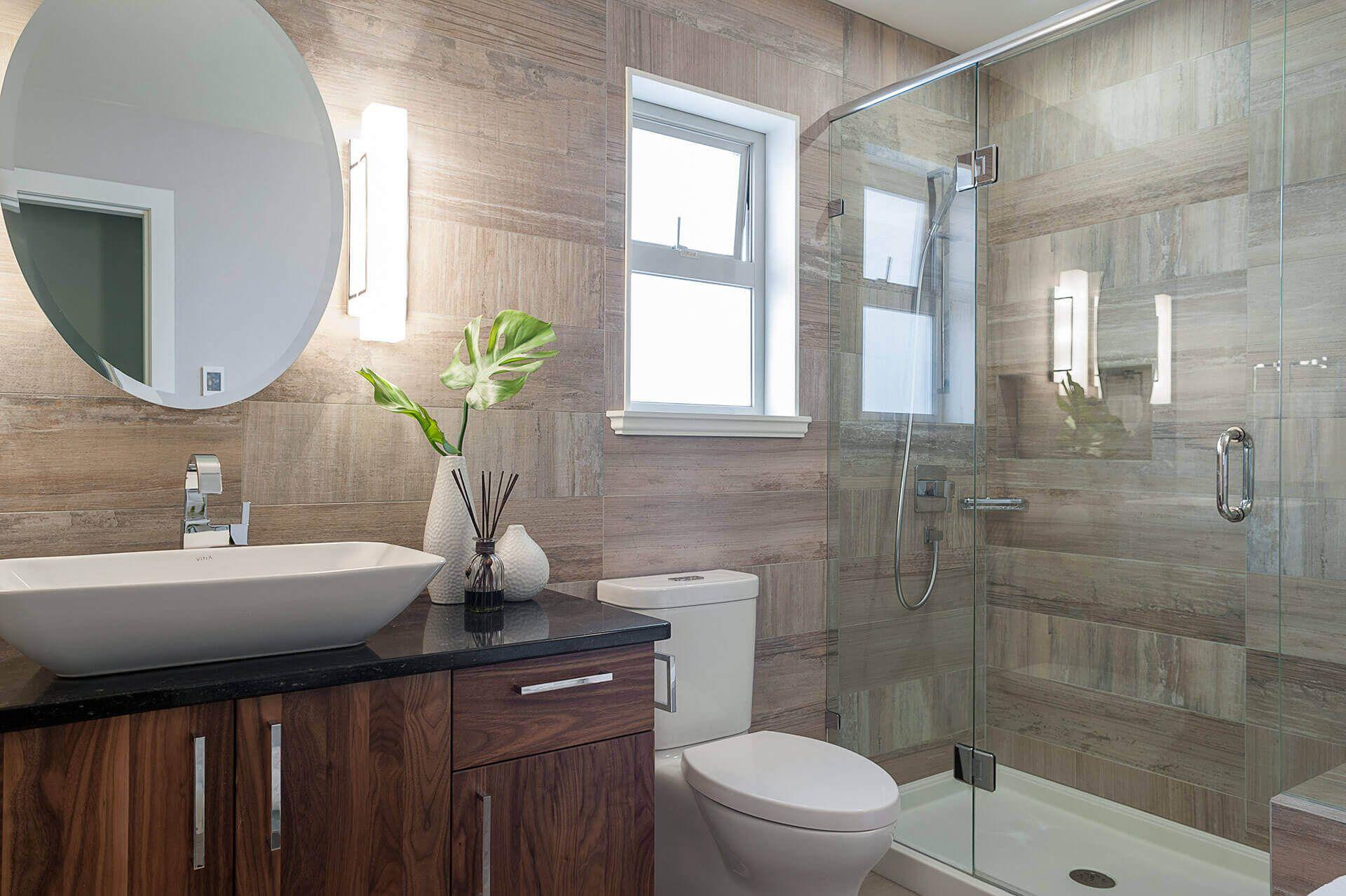 Badezimmer Umgestalten Galerie In 2020 Kleines Bad Renovierungen Badezimmer Design Kleines Badezimmer Umgestalten