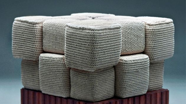 Monomoka: A Knit and Crochet Series of Creative Furniture       For women (and maybe for some men), one of our favorite hobbies is knitting and crocheting. With these, we could make clothes and other fun stuffs. Even shoes or shawls and pillow cases can be made by knitting and crocheting....