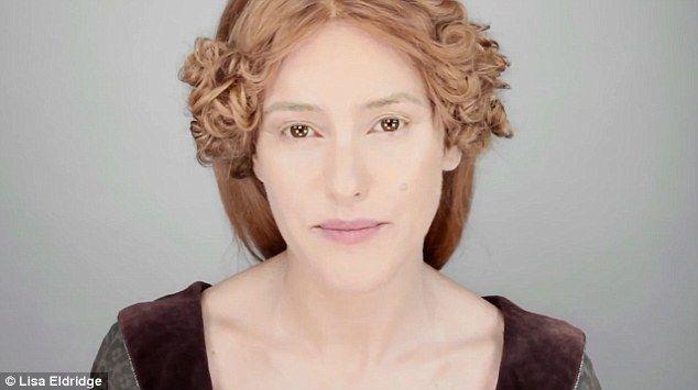 Makeup Guru Recreates The Best And Worst Beauty Looks From History Beauty Makeup Makeup Guru