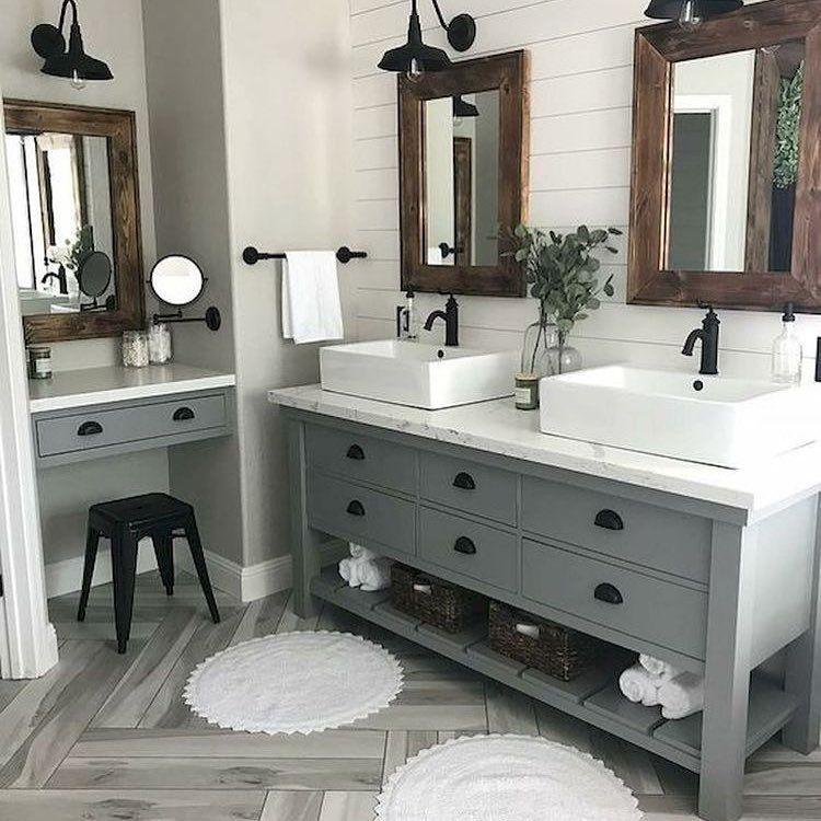 "Favourite Bathroom Home Decor: Stunning Home Decor Ideas 😍 On Instagram: ""Loving The Wood"