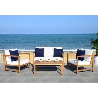 Overstock.com: Online Shopping - Bedding, Furniture ... on Safavieh Outdoor Living Montez 4 Piece Set id=57656