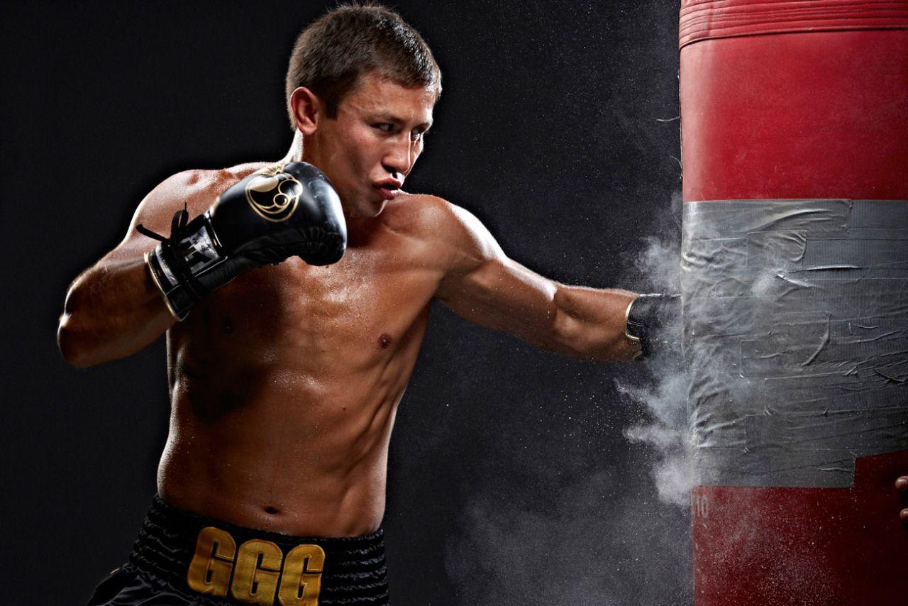 Gennady Golovkin hitting the heavy bag. (1280×854) #Boxing #Sports ...