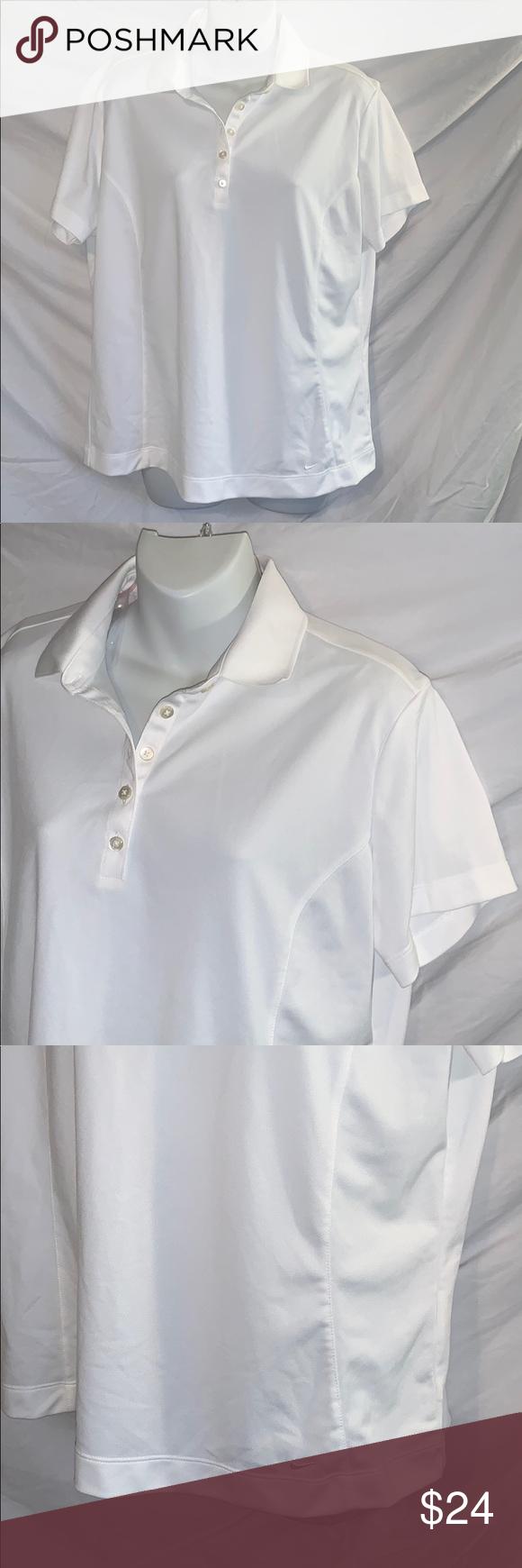 Nike Golf White Polo Shirt White Polo Shirt Nike Golf Shirts