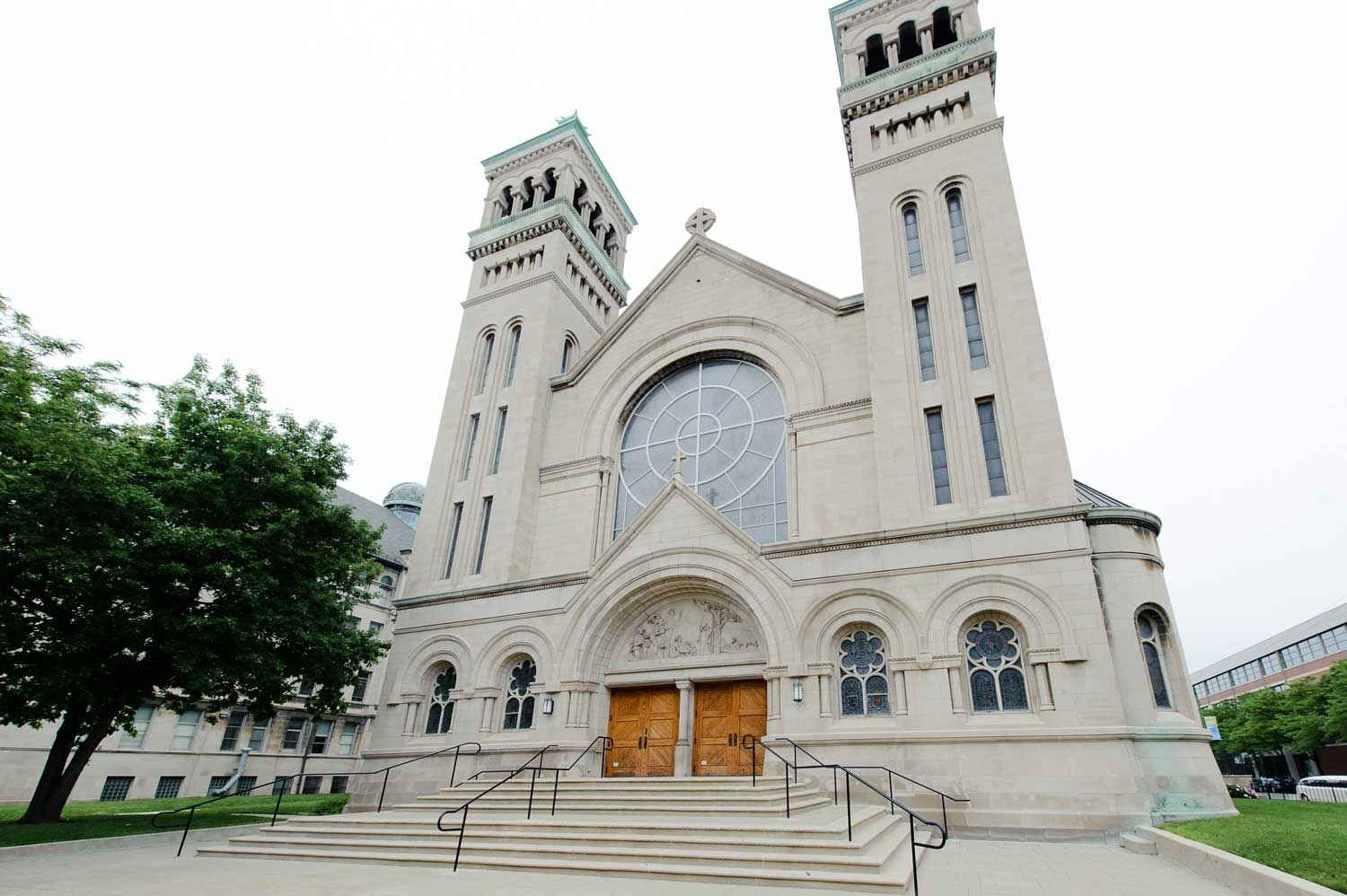 Church Wedding Ceremony Venue in Chicago Photography