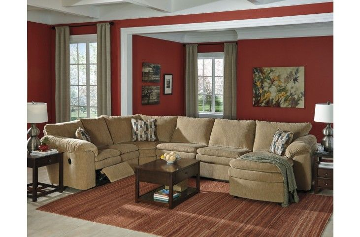 Coats Dune Reclining RAF Sectional From Ashley (4410017) | Coleman Furniture  | Living Room | Pinterest | Dune, Living Rooms And Doors