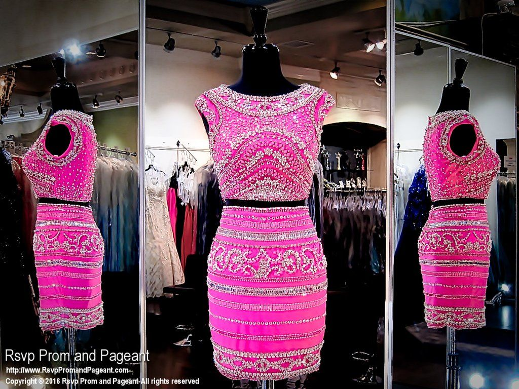 Pin by rsvp prom and pageant on pink dresses pinterest