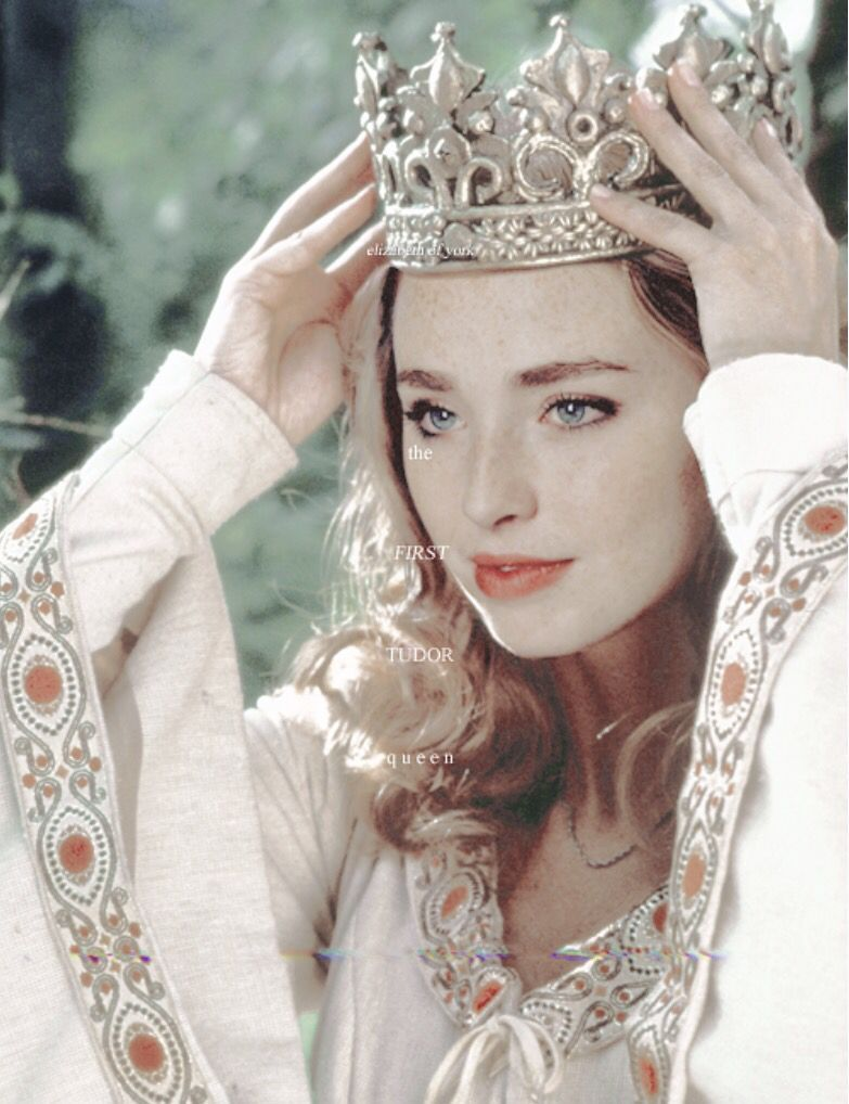 Elizabeth Of York The First Tudor Queen History Pinterest Queens Medieval And White Queen Elizabeth Of York The White Princess Character Inspiration