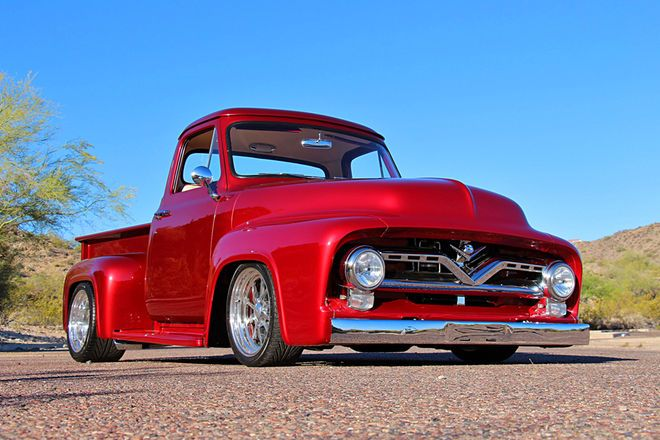 1955 Ford F 100 Ford