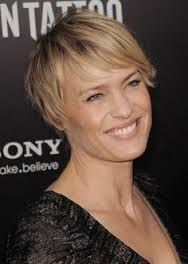 Bildergebnis Fur Claire Underwood Frisur Short Haircut Ideas For