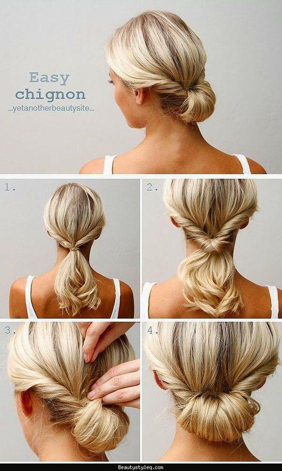 Lovely formal Hairstyles for Medium Length Hair