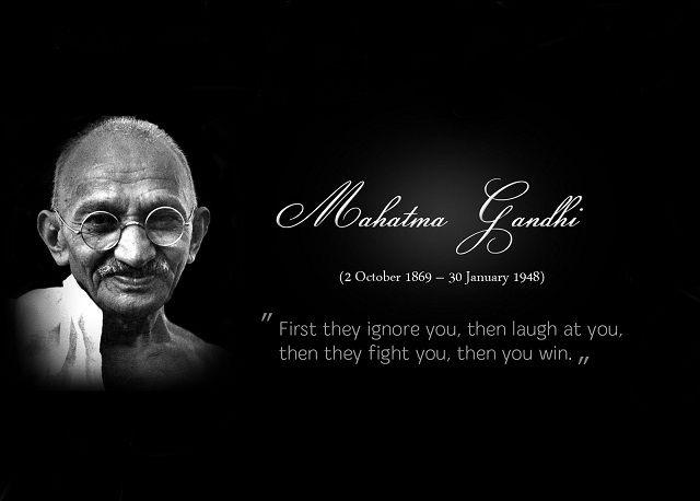Mahatma Ghandi Quotes
