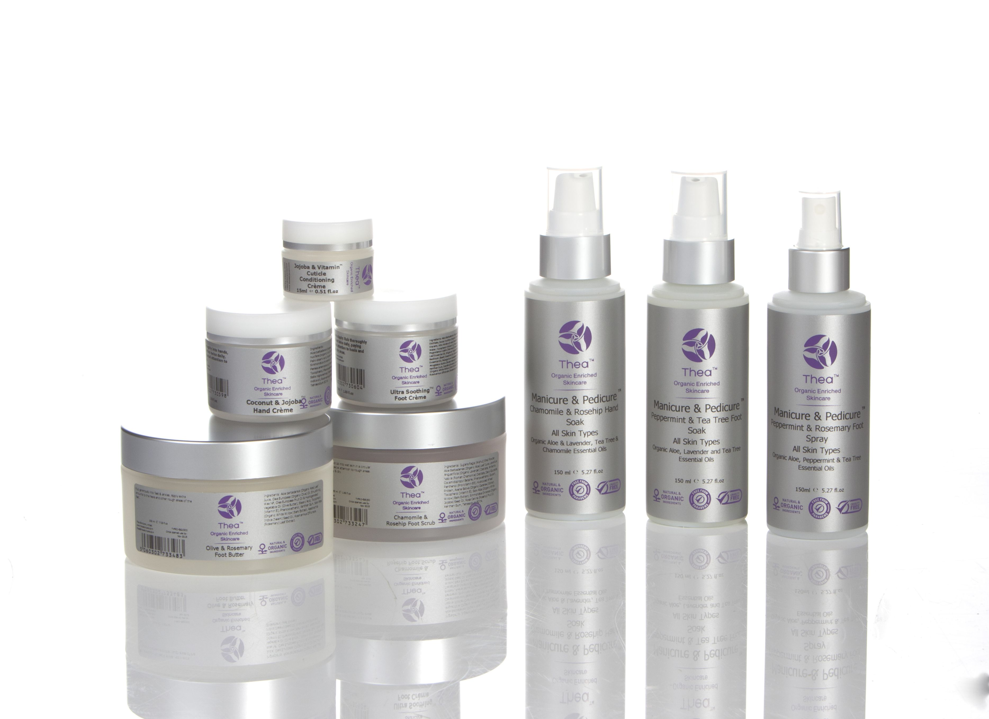 Perfectly Natural Hands and Feet http//www.theaskincare