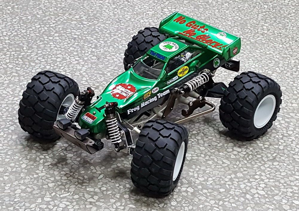 Details about New 4pcs Truck Tires for TAMIYA