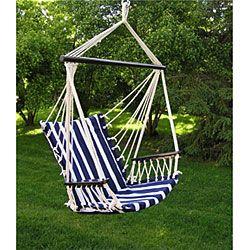 Beau Deluxe Bahama Hanging Hammock Sky Swing Chair