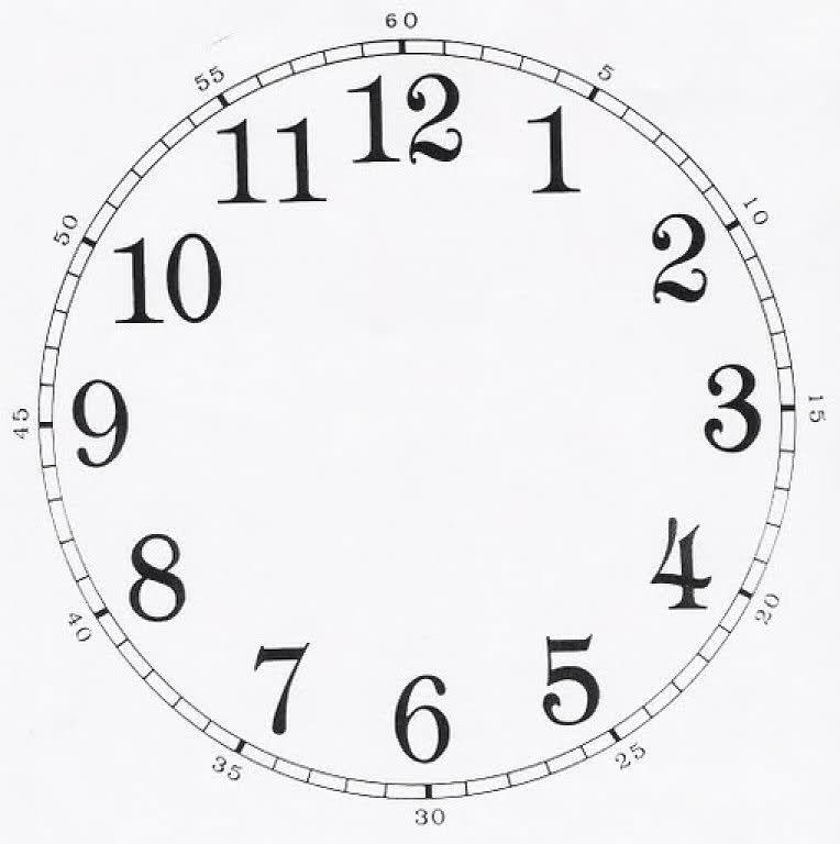 Laminas para decoupage | Uhren und Vorlagen
