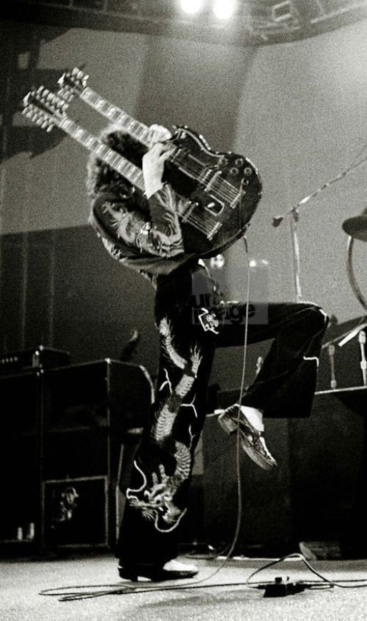 """JIMMY P. PAGE """"AN EXTRAORDINARY LEGEND IN HIS OWN TIME . . . PAGE ALWAYS MARCHES TO THE BEAT OF A DIFFERENT DRUMMER!"""" LED ZEPPELIN 1969-1980 #jimmypage #jimmy #page #life"""