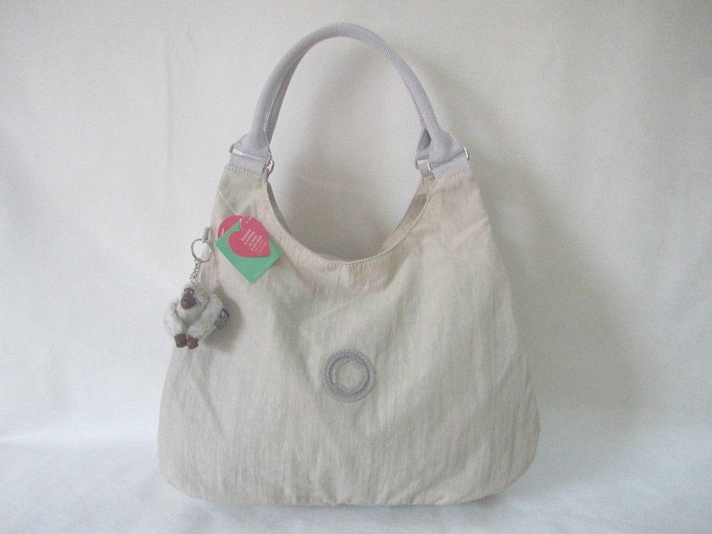 bolsa kipling ombro Brand Women Casual Solid Zipper Nylon Soft Shoulder Bags  women Monkey handbag 2068 90c8c53046
