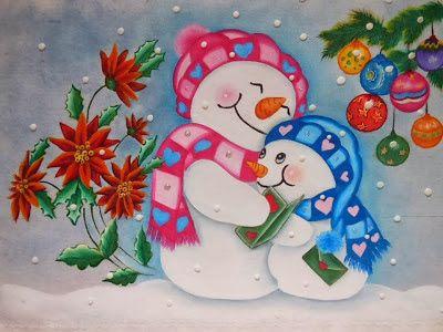 Pintura em Tecido Passo a Passo Com Fotos: Galeria Natal