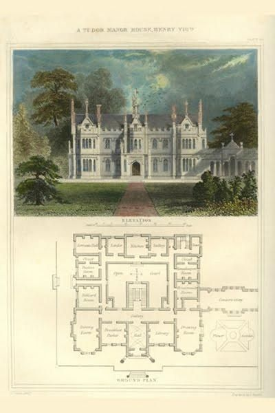 1 1852 architecture british buildings design domestic elevation