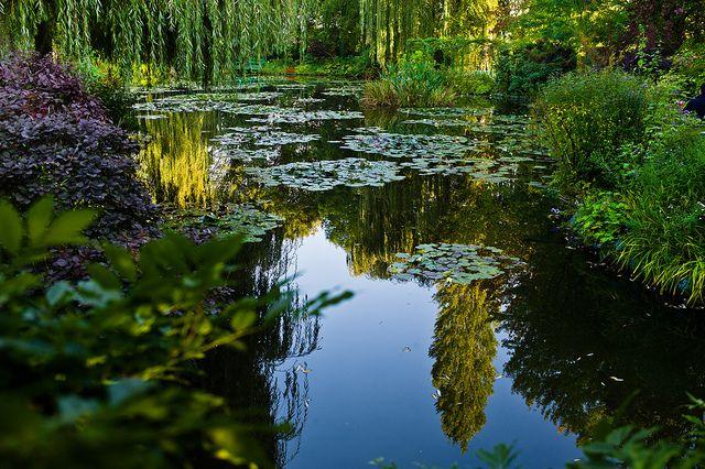 Paradise at Giverny | France !!! Flickr - Photo Sharing!