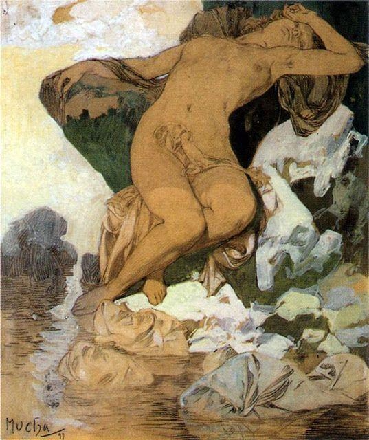 Alphonse Mucha -