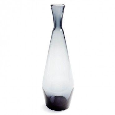 Nason Moretti Gray Vase