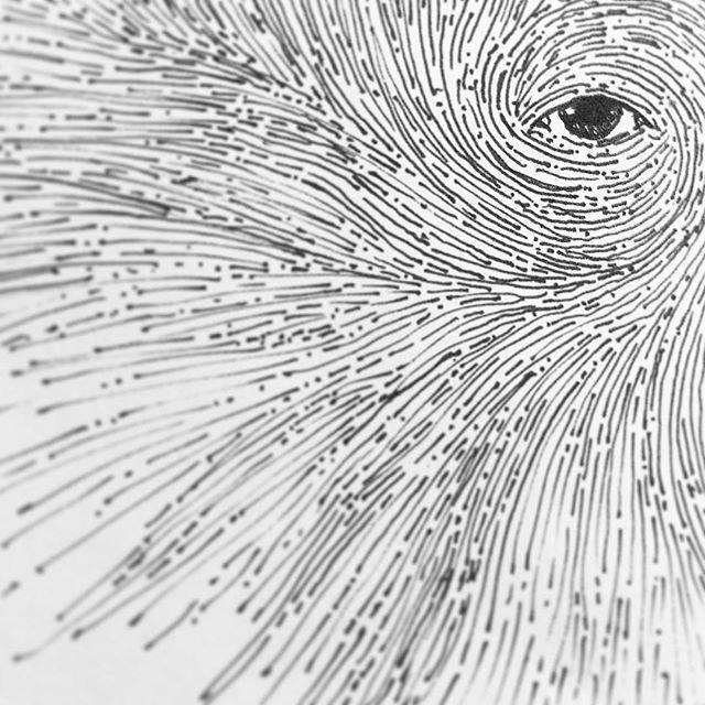 Continuaobservação #rascunho #desenho #blackandwhite #eyes #draw #drawing #observo #sketch #sketchbook #sketching