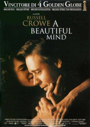 A BEAUTIFUL MIND DVD Brilliant Mathematician Involved In Conspiracy