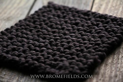 Super Soft Perfect For Babies Ravelry Organic Cotton Coaster