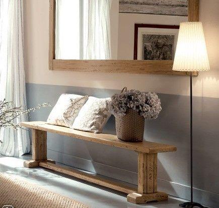 Recibidores peque os decoracion espejos para el hogar - Espejos pequenos pared ...