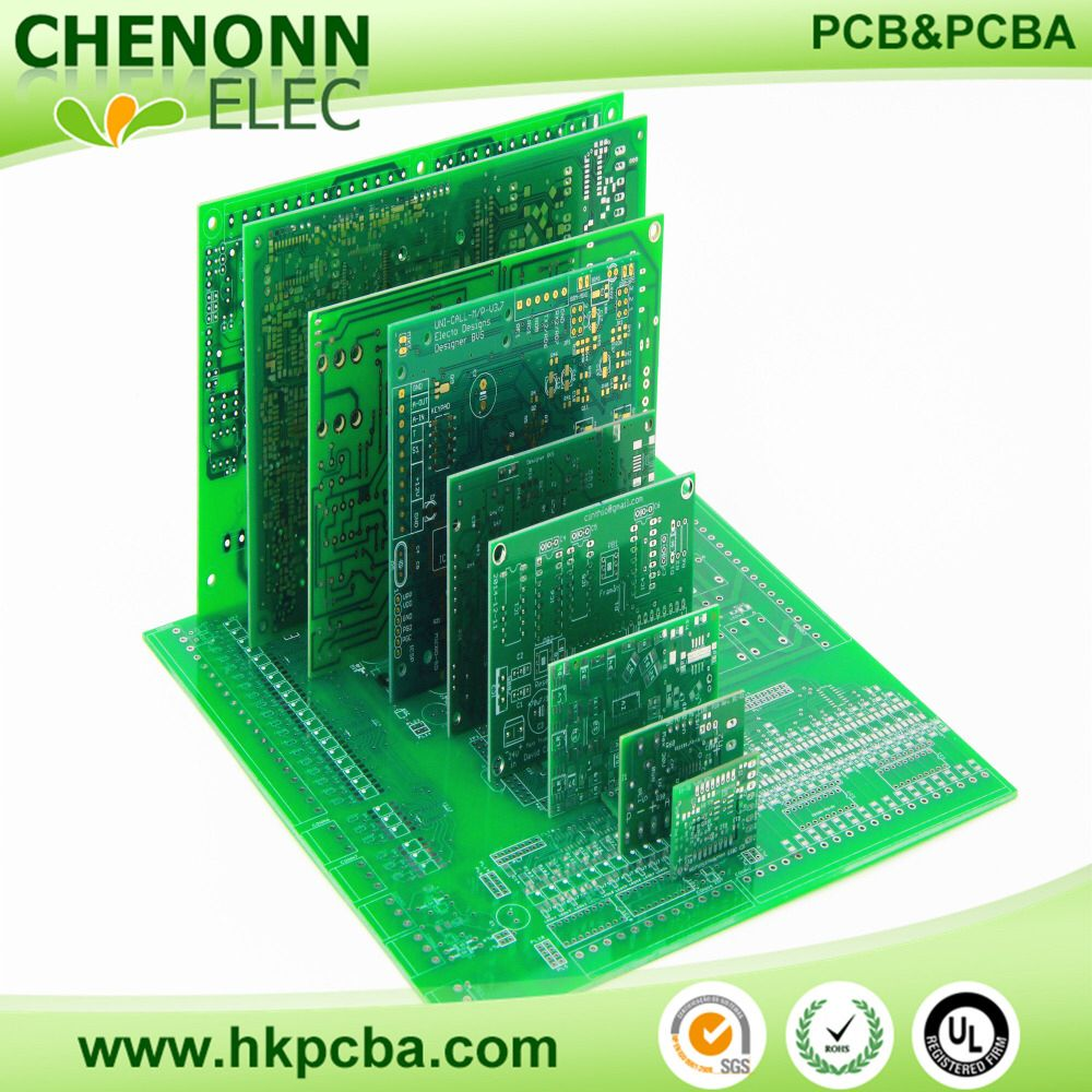 Free Shipping Pcb Prototyping Samples Manufacturing Circuit Board With Low Cost Customized Fabricating High Quality