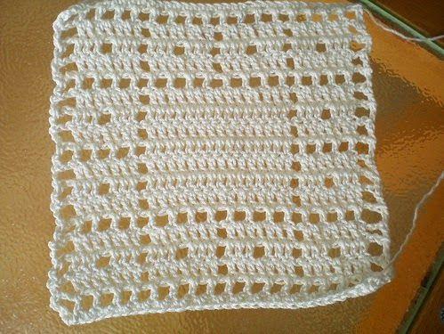 Vintage knitting free patterns, gratis breipatronen onder andere jaren 70 patronen: Leuke stoere Scandinavische pannenlappen om zelf t...