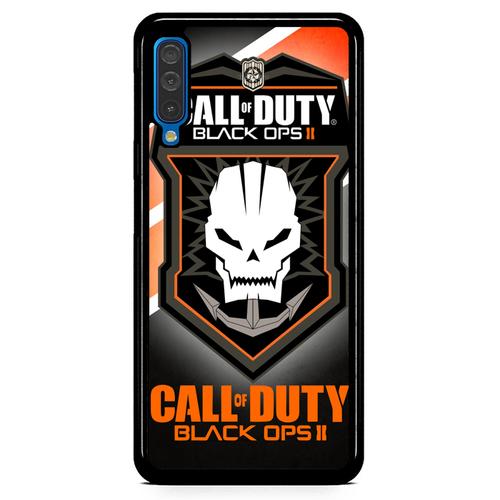 Call Of Duty Black Ops 2 Logo Z3308 Samsung Galaxy A50 Premium Case