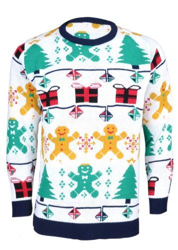 mens unisex 70 s jumpers sweater retro christmas knitwear top amazon co uk