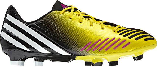 "Conciliador hostilidad pakistaní  Adidas Predator LZ ""Vivid Yellow, White, Vivid Pink"" 2013 | Soccer shoes,  Football boots, Adidas predator"
