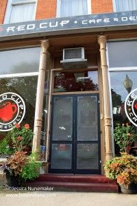 Images from Red Cup #Cafe in Chesterton, #Indiana