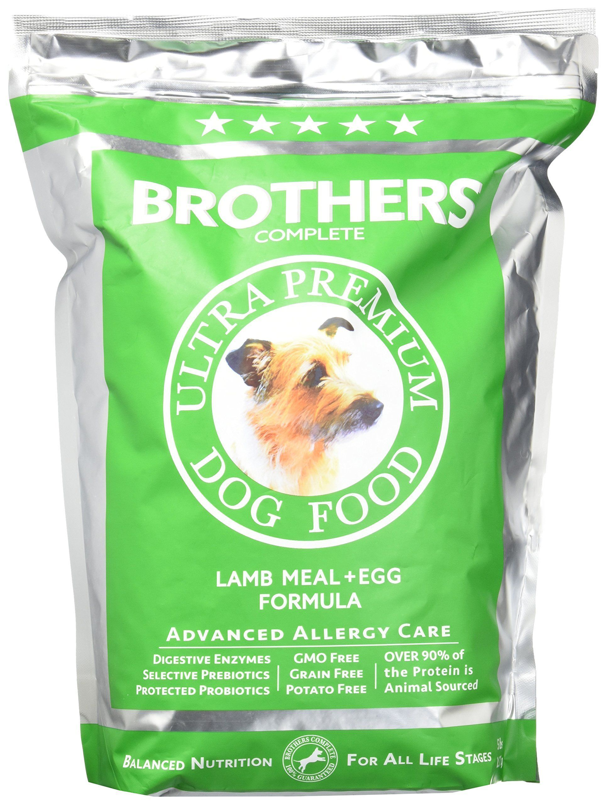 Brothers Complete Lamb And Egg Advanced Allergy Formula 5lb Click Image To Review More Details This Is Dog Food Allergies Dog Food Recipes Dry Dog Food