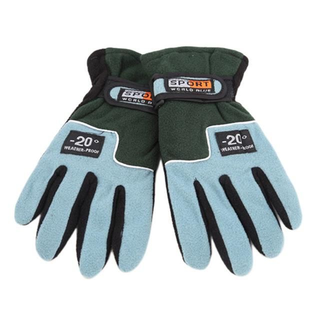 Adjustable Gloves Outdoor Windproof Thermal Gloves