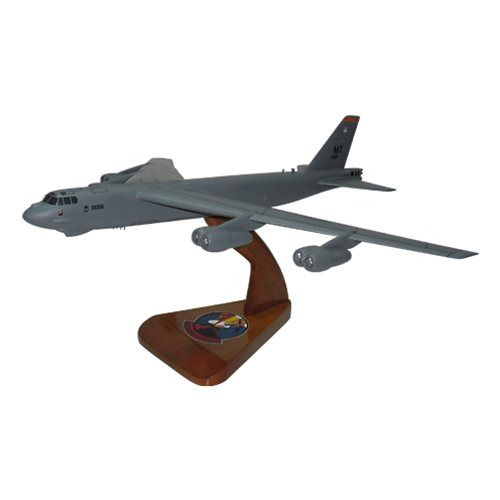 23 BS B-52H Stratofortress Custom Aircraft Model