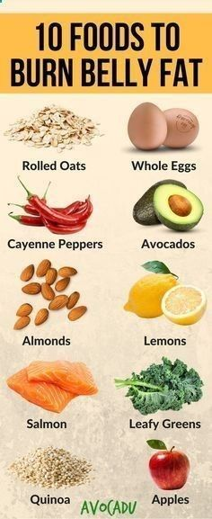 Lose Belly Fat Snacks