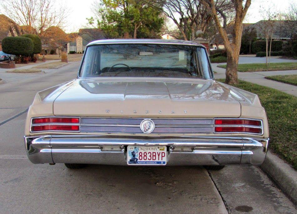 All American Classic Cars: 1964 Buick Wildcat 4 Door Sedan