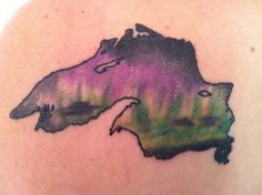 lake superior tattoo - Google Search | Tatoo Me | Lake tattoo ...